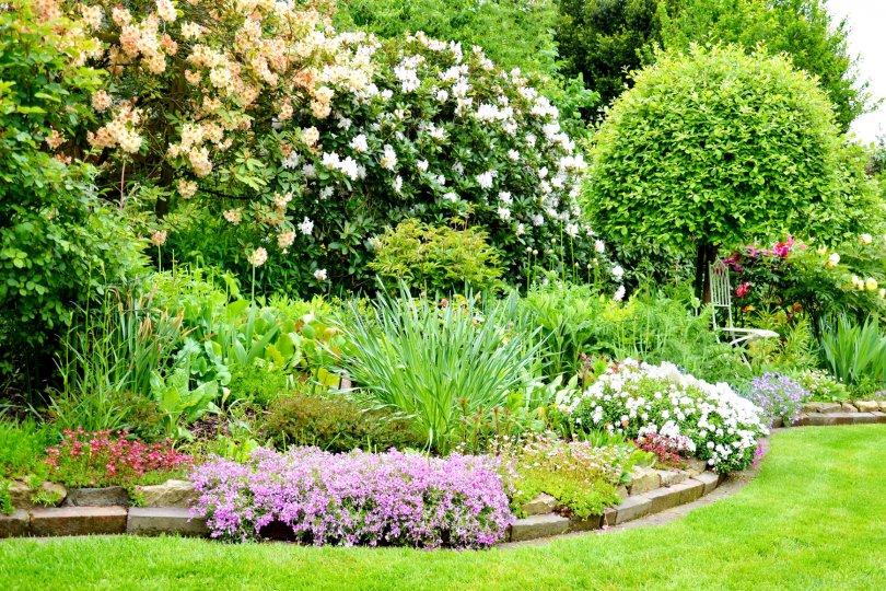 Elegant Englischer Garten Bb 1