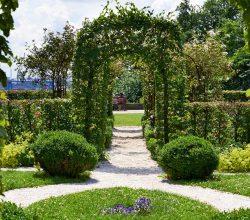 Gartengestaltung und Gartenpflege von Parkanlagen