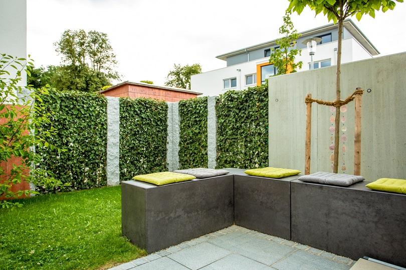 Kleinen Garten gestalten mit Tipps von Meister & Meister