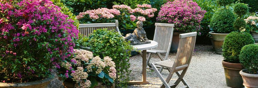Garten Detail