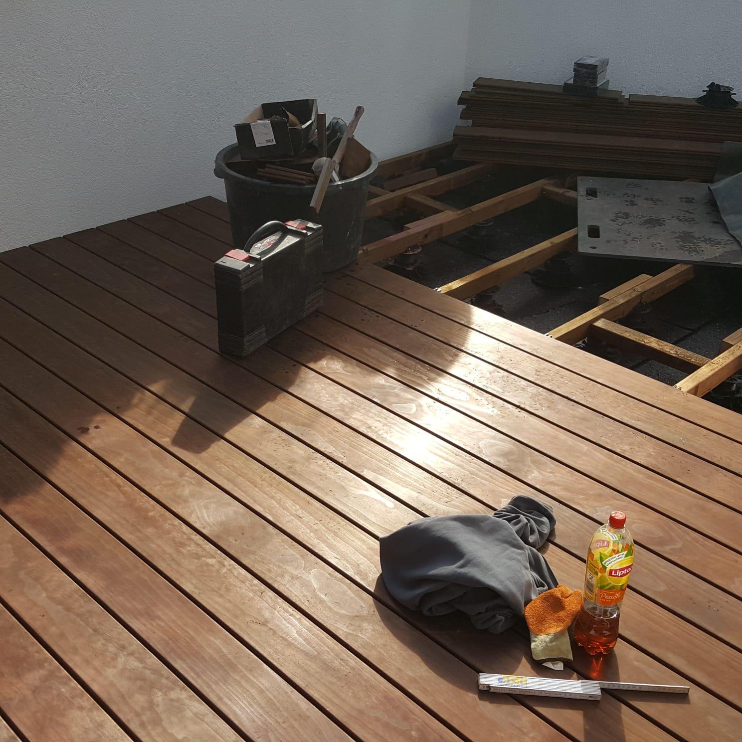 Terrassengestaltung im Landhausstil von Meister & Meister